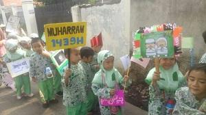 Pawai Muharram 1439 H