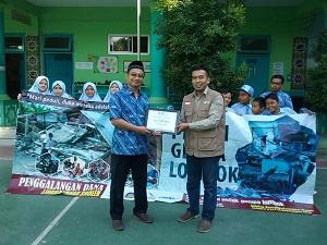 Baitul Maal Peduli Gempa Lombok